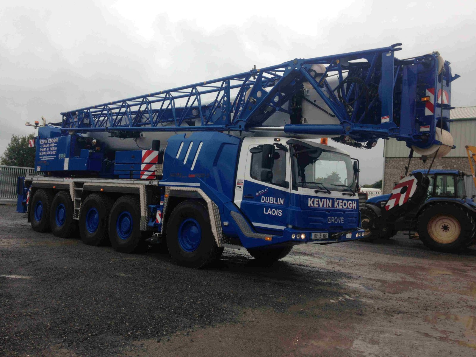 Kevin Keogh Mobile Crane Hire