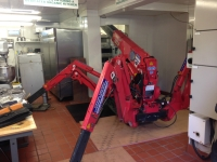 Spider Crane Hire Ireland