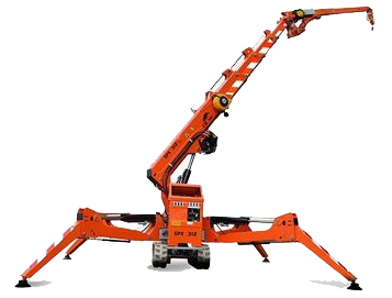 Jekko SPX312 Mini Crane for hire or sale